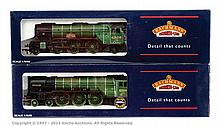 PAIR inc Bachmann OO Gauge 2 x Steam locos 32554