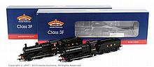 PAIR inc Bachmann OO Gauge 2 x Steam locos 31627
