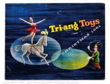 Triang Toys 1961 Christmas Trade Catalogue
