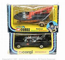 "Corgi ""Batman"" Factory Shrink Wrapped"