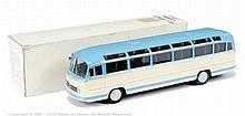 Vector Models Resin made Mercedes Coach - blue