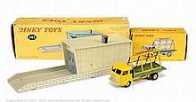 PAIR inc French Dinky No.33c Simca Cargo