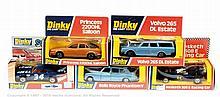 GRP inc Dinky No.122 Volvo 265 Estate; No.123
