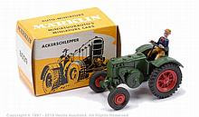 Marklin No.8029 Lanz Tractor - finished
