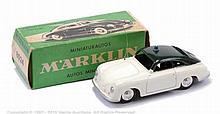 Marklin No.8025 Porsche 356 Police Car