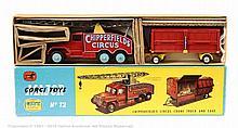 "Corgi No.GS12 ""Chipperfield Circus"" Gift Set"