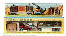 "Corgi No.GS21 ""Chipperfields Circus"" Gift Set"