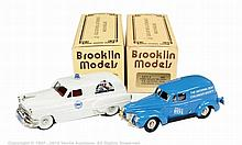 PAIR inc Brooklin Models No.BRK9 Ford Delivery