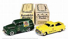 PAIR inc Brooklin Models No.BRK31Z Pontiac