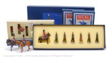 GRP inc Ducal Traditional Military Figures, Set