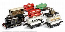 GRP inc Hornby O Gauge locos and Rolling Stock