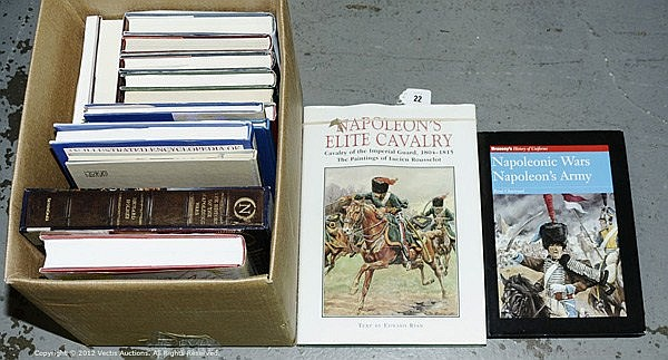 GRP inc Napoleonic Military Books - Ryan, Edward