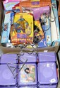 QTY inc Mattel Barbie, Disney and similar boxed
