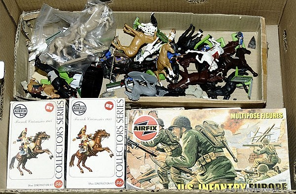 QTY inc Airfix, Britains, & Similar Makers
