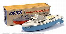 Sutcliffe Models Victor clockwork motor Torpedo