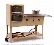 Marklin Child's Kitchen Cooker - enamelled