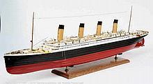 Entex RMS Titanic model - Entex or similar kit