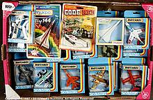 GRP inc Matchbox Skybusters early to mid 1980's