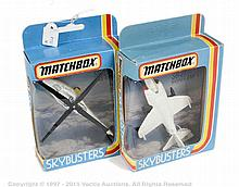 PAIR inc Matchbox Skybusters Pre-production