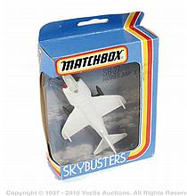 Matchbox Skybusters SB27 Harrier Jump Jet