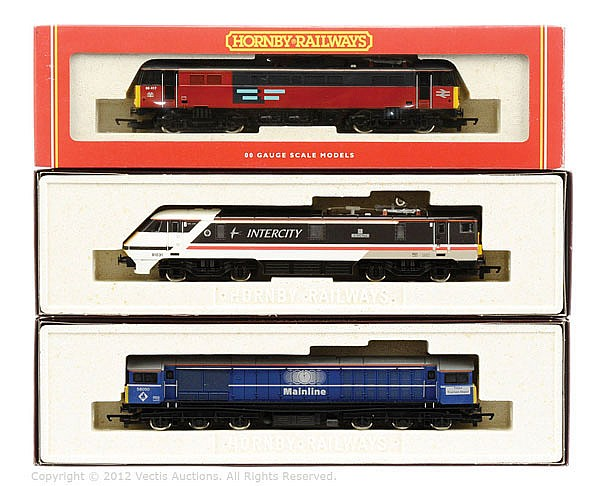 GRP inc Hornby Railways OO Gauge 2 x Electric