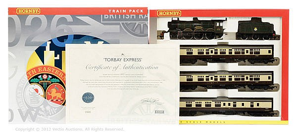 Hornby (China) OO Gauge, R2364M The Torbay