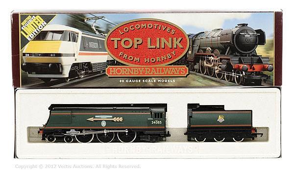 Hornby Railways Toplink R646 Battle of Britain