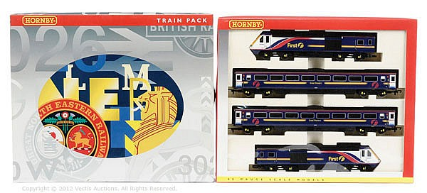 Hornby (China) OO Gauge, R2299 Great Western