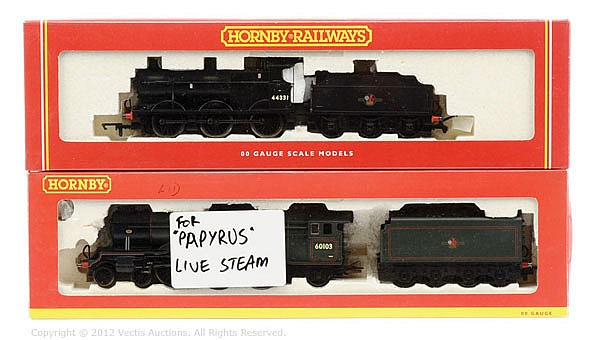 PAIR inc Hornby Railways OO Gauge 2 x Steam