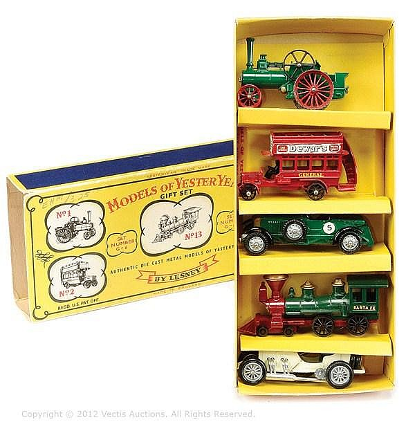 Matchbox Models of Yesteryear No.G6 Gift Set