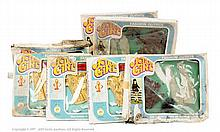 GRP inc Palitoy Action Girl boxed Doll Clothing