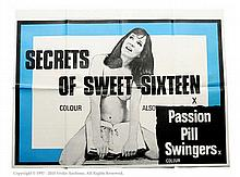 Secrets of Sweet Sixteen / Passion Pill Swingers