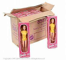 GRP inc Mattel Barbie Doll No.8587 with Twist n