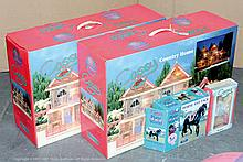 GRP inc Hornby Doll Cassy boxed Country Home