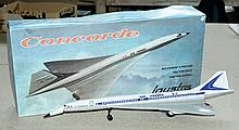 Joustra Air France Friction Drive Concorde