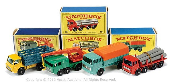 GRP inc Matchbox Regular Wheels No.1E Mercedes