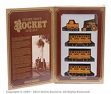 Hornby Railway OO Gauge Stevenson's Rocket Set