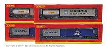 GRP inc Hornby (China) OO Gauge 4 x Superdetail
