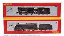 PAIR inc Hornby (China) OO Gauge 2 x Steam