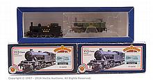 GRP inc Bachmann OO Gauge 4 x Tank locos