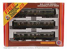 Hornby Railways OO Gauge 3 Car Diesel Multiple