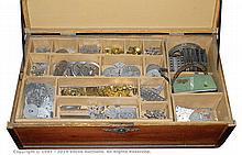 Meccano a early nickel silver loose parts