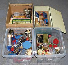QTY inc Meccano assorted loose parts cogs