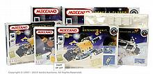 GRP inc Meccano various modern issue sets
