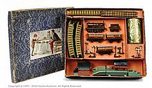 Bing Table Railway Passenger Train Set 2-4-0 LMS