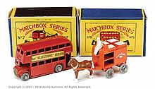 PAIR inc Matchbox Regular Wheels No.5A London