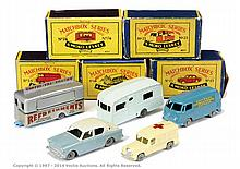 Matchbox Regular Wheels No.14A Daimler
