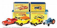 GRP inc Matchbox Regular Wheels No.18E Field Car