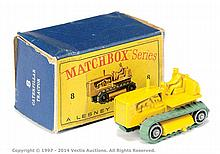 Matchbox Regular Wheels No.8C Caterpillar