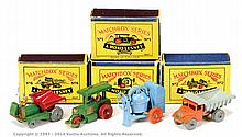 GRP inc Matchbox Regular Wheels No.1 Aveling